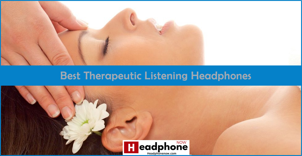 Therapeutic Listening Headphones